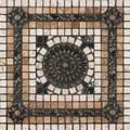 Fresco Mosaic Medallion 12 inches