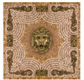 Imperial Mosaic Medallion 24 inches
