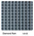 Raffi Illusions Glass Tile Diamonds Rain IL8-02