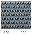 Raffi Illusions Glass Tile Ice Age IL8-20