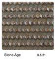 Raffi Illusions Glass Tile Stone Age IL8-21