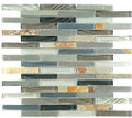 Nova glass and slate series Northampton Putty horizontal texture GS34