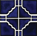 Blueberry 6x6 mosaic