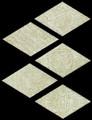 Cerdomus Pietra d' Assisi Rhomboid Decorative Tile Beige 5x5