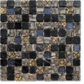 Solar Series Glass and Stone Mix Meteor Shower