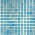Hakatai Zydeco Baby blue glass tile