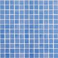 Hakatai Zydeco French blue glass tile