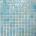Hakatai Zydeco Ocean breeze blend glass tile
