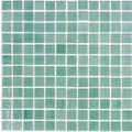 Hakatai Zydeco Wintermint glass tile