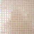 Hakatai Luster Series Rose petal glass tile
