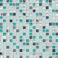 Neo Rain Glass & Stone Mosaic 5/8x5/8