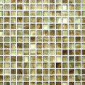 Sundown glass tile amber series