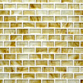 eclipse brick glass tile amber series