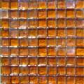 Seaside glass tile Amber Dark
