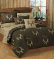 Michael Wadell Bone Collector 7 PC Comforter Set - Queen Size