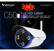 Vstarcam C50S 1080P Waterproof IP Camera(Outdoor)