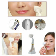 Hancutie SK-5118 Electronic Vibration Cleansing Brush(Battery)