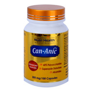 Nutri Health Can-Anic 100Capsules(加拿大Nutri Health Can-Anic紫锥花多醣体浓缩片 增强免疫力 100粒入 )