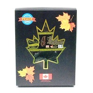 PEACE PAVILION Deep Sea Natural Sea Cucumber Gift Box Package 115g(加拿大 PEACE PAVILION 野海参 盒裝 115g)
