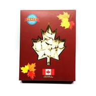 Peace Pavilion Semi-Wild Ginseng Slices 115 g(加拿大Peace Pavilion  半野西洋蔘片 115 g)