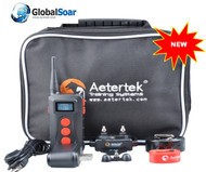 Aetertek 218C-1 600 Yard 1 Dog Training Anti Bark Collar