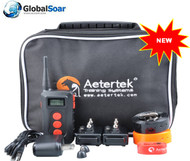 Aetertek 218C-2 600 Yard 2 Dogs Training Anti Bark Collar