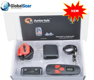 Aetertek 211D-350W-1 400 Yard 1 Small Dog Training Anti Bark Collar