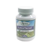Omega Alpha  LessTerol Hypolipidemic effects 60 Capsules(加拿大 Omega Alpha LessTerol 血脂清  60粒入)