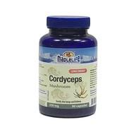 MAPLE LIFE Cordyceps Mushroom  350mg 90 Capsules(加拿大 MAPLE LIFE 冬虫夏草 350mg 90粒入)