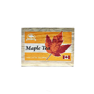 CANADA TRUE Maple Ceylon Tea  Loose Leaf 25g(加拿大CANADA TRUE 枫叶锡兰茶 小木盒  散叶 25g)