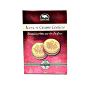 CANADA TRUE Icewine Cream Round Cookies  200g(加拿大 CANADA TRUE 冰酒味圆形夹心饼干 200g)
