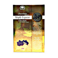 CANADA TRUE Maple Liqueur Chocolates  120g(加拿大 CANADA TRUE 枫叶巧克力 大包裝 120g)