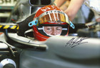 Michael Schumacher Signed Photograph 2010 - 11