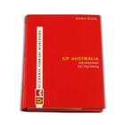 Ferrari Australian Grand Prix 2004 Media Book