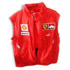 2008 Ferrari PUMA Malboro Vest (with zipper arms)