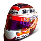 2007 Kimi Raikkonen Replica Helmet