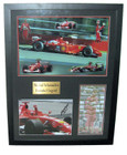 Michael Schumacher - Formula 1 Legend - Limited Edition SIGNED