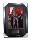 2010 Mark Webber Monaco GP Win Signed Frame - 3