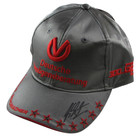 Michael Schumacher Signed '300 Races' PLATINUM Limited Edition Cap