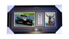 Kimi Raikkonen Signed Framed Lotus 2013 Photograph