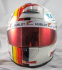 Sebastian Vettel Signed 2017 Ferrari Full Size Replica Helmet