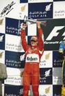Michael Schumacher Signed Photograph Bahrain 2006 - 2