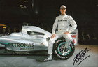 Michael Schumacher Signed Photograph 2010 - 7
