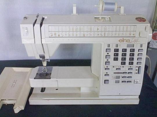 elna 8000 computer sewing machine
