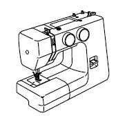 Elna Sew Fun Sewing machine PDF instruction manual