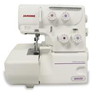 Janome 8002 D instruction manual