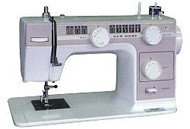 Janome - New Home L372 L373 Sewing Machine Instruction Manual