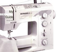 Bernina 1010 Sewing machine instruction manual