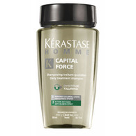 Kerastase Homme Bain Capital Force Daily Treatment Shampoo Anti Oil