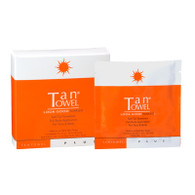TanTowel Half Body Plus 5Pk